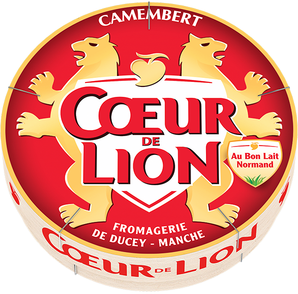 Camembert Coeur de Lion - pack 2021