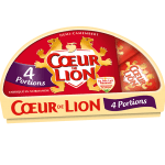 Camembert Cœur de Lion 4 portions