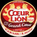 Camembert Cœur de Lion Grand Cœur