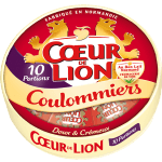 Coulommiers Cœur de Lion 10 portions