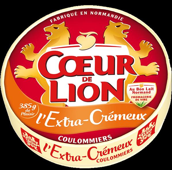Coulommiers Cœur de Lion L'Extra-Crémeux