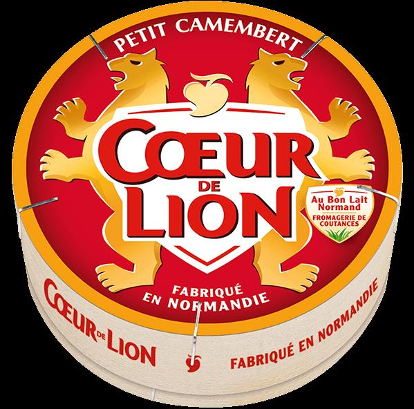Petit Camembert Coeur de Lion
