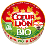 Camembert Cœur de Lion Bio